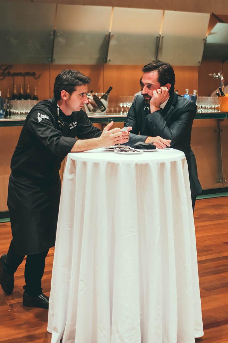 Chef Fran López - Joaquim López - Villa Retiro Grup