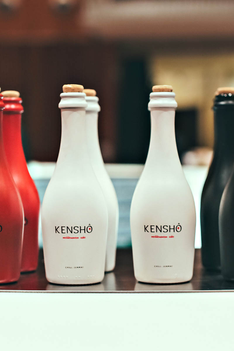 Kensho Sake - Patrocinador de Villa Retiro Grup - Xerta Catering