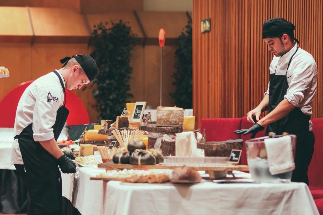 premios ondas 2018 catering barcelona chef fran lopez