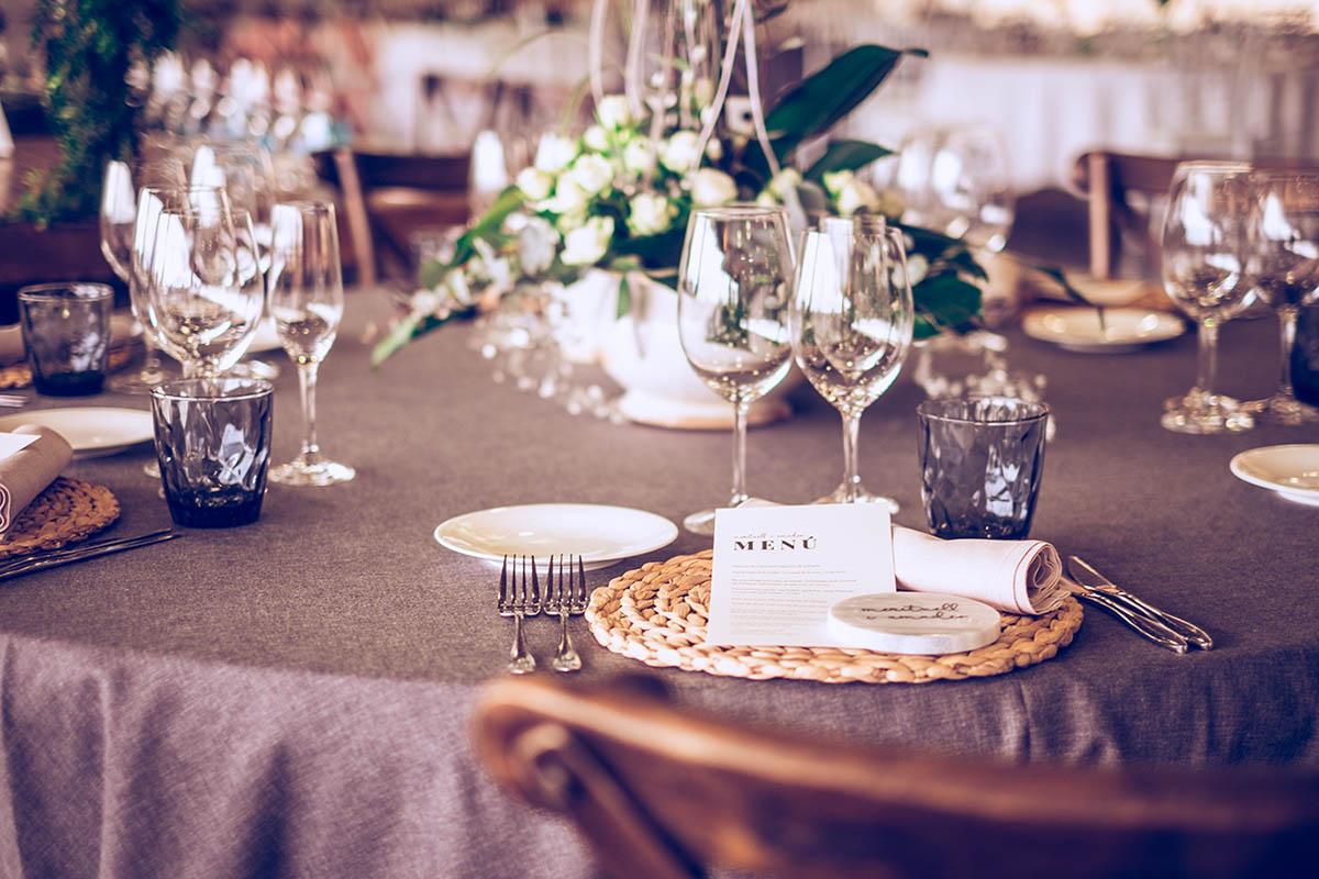evento boda en Barcelona - Xerta Catering