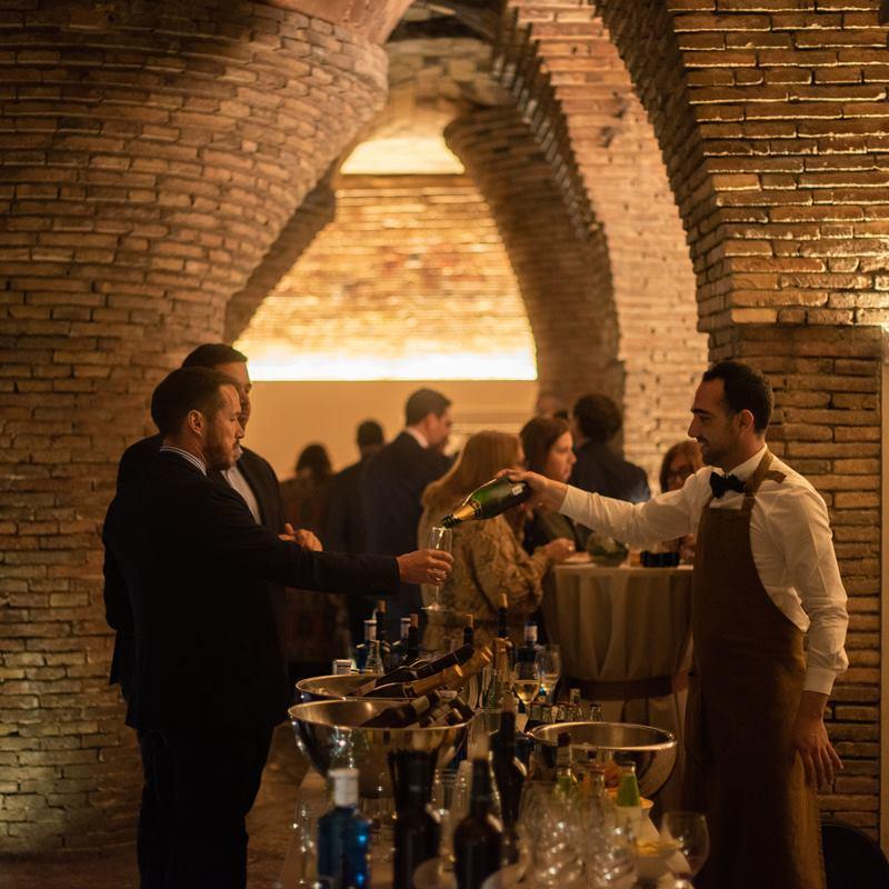 xerta-catering-evento-diputacio-barcelona-guell-catalunya